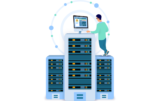 unmanaged dedicated hosting
