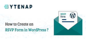 create an create an RSVP form in WordPress
