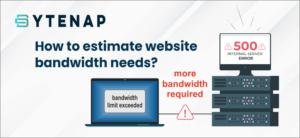 Website bandwidth