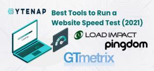 Run a Website Speed Test