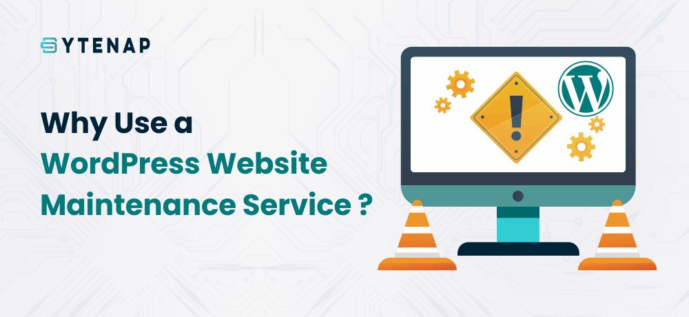 Why Use a WordPress Website Maintenance Service? #WordPress #WordPressMaintenance #WordPressWebsite #codeable #WPBuffs #Maintainn