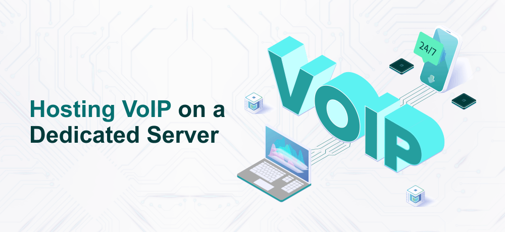 Hosting VoIP on a Dedicated Server, VoIP Technology